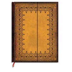 Paperblanks Carnet Paperblanks - reliure classique à l'ancienne estampé - 13 x 18 cm - 144 pages - ligné
