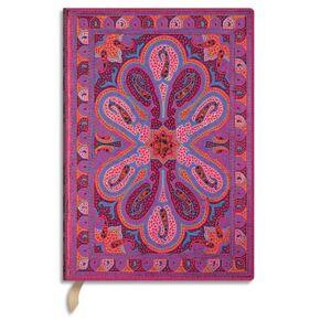 Paperblanks Carnet Paperblanks Bukhara Adina Mini - 9,5 x 14 cm - 176 pages lignées