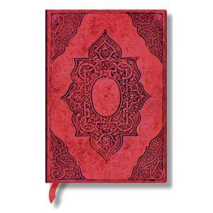 Via Paperblanks Carnet Paperblanks Via Romana Fortuna Mini - 9,5 x 14 cm - 176 pages lignées