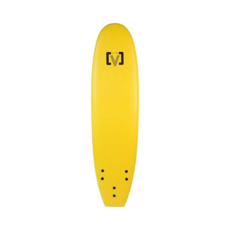 VICTORY Planche de Surf - Softboard VICTORY EPS Mousse 7' - Jaune
