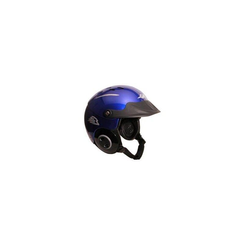 GATH Casque GATH - GEDI (Visière frontale) (Couleurs : Bleu, Tailles Casques : XL)