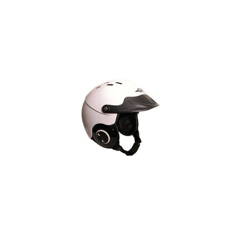 GATH Casque GATH - GEDI (Visière frontale) (Couleurs : Blanc, Tailles Casques : M)