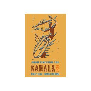 JOHN SEVERSON Affiche événement JOHN SEVERSON 'Kahala Maui'