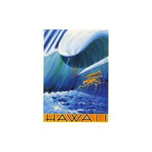 JOHN SEVERSON Poster Surf JOHN SEVERSON 'Hawaii'