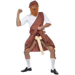 Deguisetoi Déguisement humoristique écossais homme - Taille: M