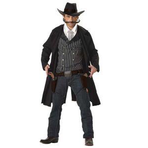 Deguisetoi Déguisement cow-boy homme Santa Maria noir - Taille: XL