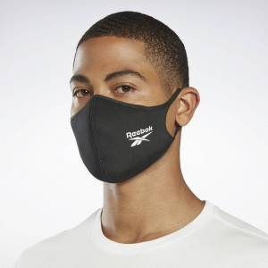 Reebok Protection pour le visage M/L - Lot de 3