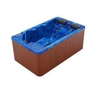 Spatec Jacuzzi Spa extérieur - SPAtec 300B bleu