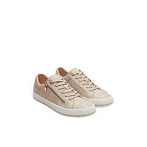 s.Oliver Chaussures à lacets female beige- 38