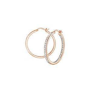 s.Oliver Boucles d'oreilles female or rose- 00