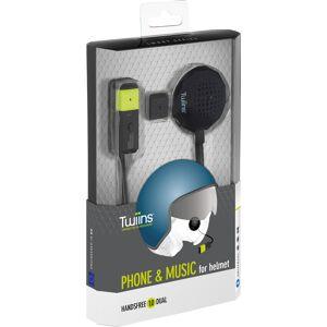Twiins Interphone Twiins HF1.0 Dual Système de communication Noir unique taille