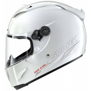 Shark Race-R Pro Blank Helmet Casque Blanc M