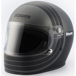 Blauer 80's Helmet casque Noir Argent S