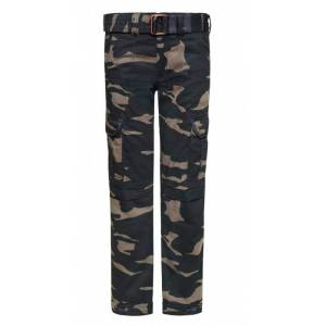 John Doe Cargo Regular XTM Pantalon Camouflage Multicolore 30