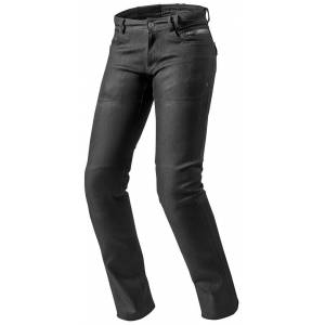 Revit Orlando H2O Ladies Jeans Pantalons Noir 32