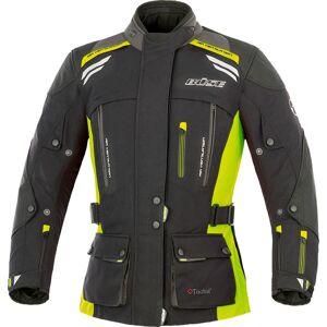 Büse Highland Veste de dames moto Textile Noir Jaune 52