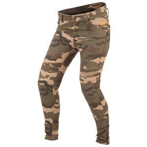 Trilobite Micas Urban Jeans de moto de dames Multicolore 30