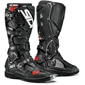 Sidi Crossfire 3 Motocross Boots Bottes Motocross Noir 44