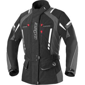 Büse Torino Pro Veste de dames moto Textile Noir Gris 54