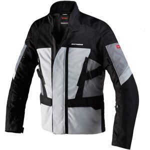 Spidi Traveller 2 Veste Textile moto Noir Gris 4XL