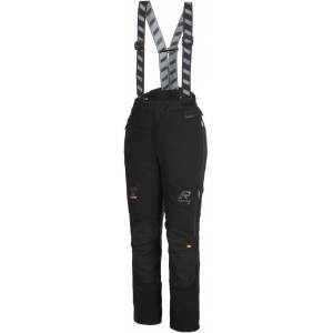 Rukka Spektria Gore-Tex Dames de moto pantalon Textile Noir 46
