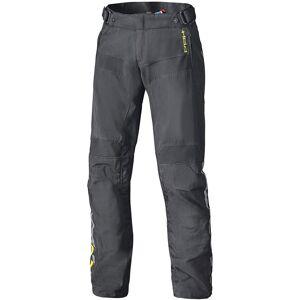 Held Traveller Base Pantalon textile de moto Noir Jaune 3XL