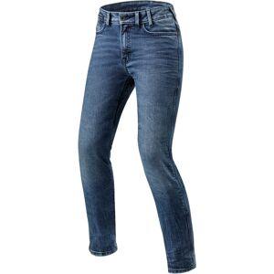 Revit Victoria Jeans de moto de dames Bleu 32