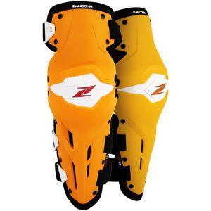 Zandona X-Treme Protecteurs de genou Orange unique taille