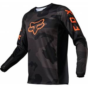 Fox 180 Trev Jeunes Motocross Jesrey Noir Multicolore M
