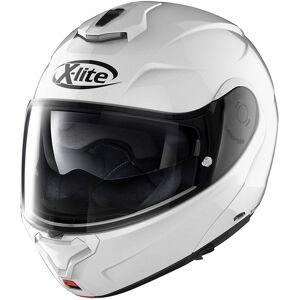 X-Lite X-1005 Elegance N-Com Casque Blanc XS