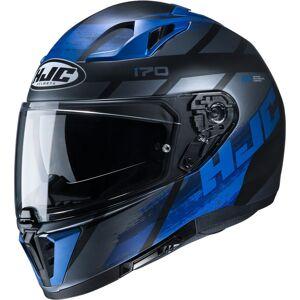 HJC i70 Reden casque Noir Bleu S