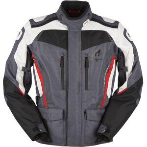 Furygan Apalaches Veste textile moto Noir Gris Rouge S