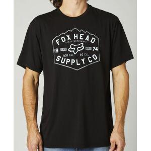 FOX Backbone Tech T-Shirt Noir XL