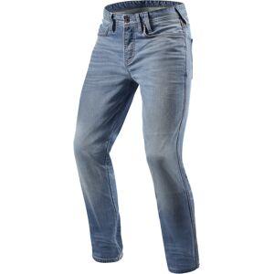 Revit Piston SK Jeans moto Bleu 31