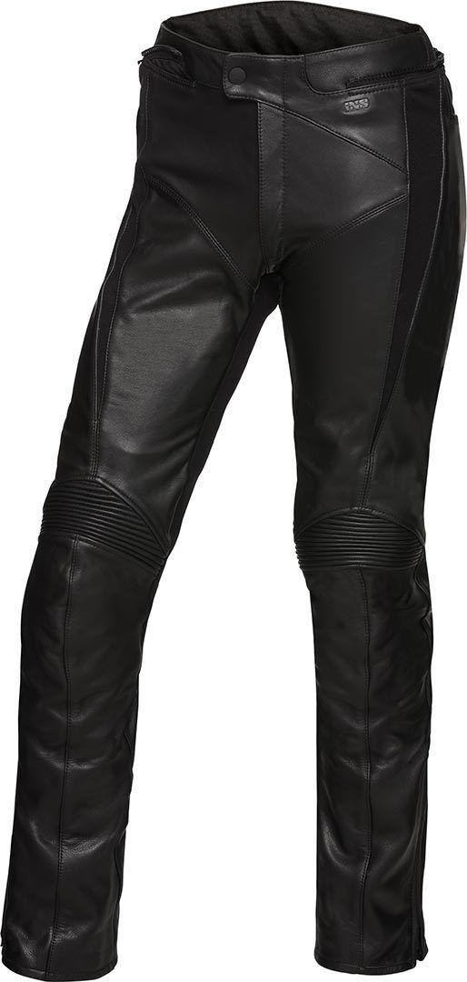 IXS X-Tour LD Anna Pantalon en cuir de moto Ladies Noir 38