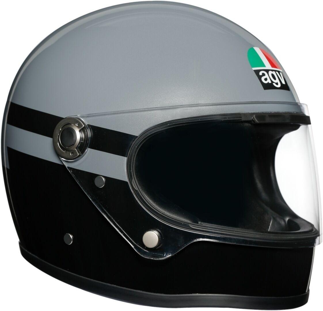 AGV Legends X3000 Superba casque Noir Gris XS