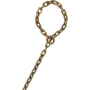 ABUS Chain KS/9 Loop Chaîne de verrouillage Or 250 cm