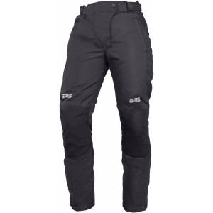 GMS Starter Pantalon textile de moto de dames Noir 2XL