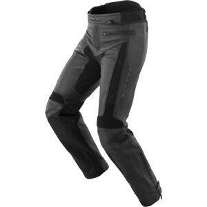 Spidi Teker Pantalon de moto en cuir Noir 46