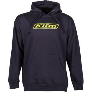 Klim Word Pullover Bleu Jaune 3XL