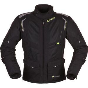 Modeka Breeze Textile Veste longue Noir Jaune XL