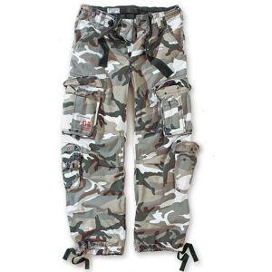 Surplus Airborne Vintage Jeans/Pantalons Gris L