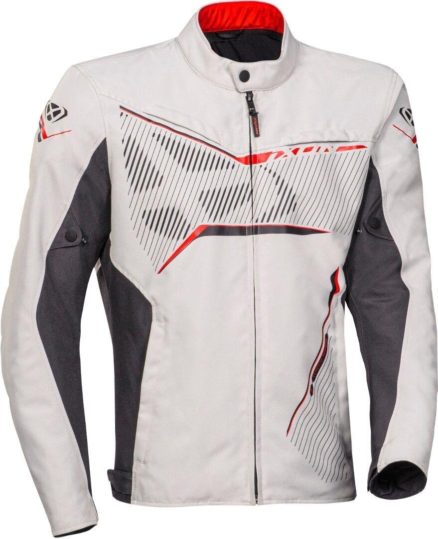 Ixon Slash Light Veste textile moto Noir Gris 3XL
