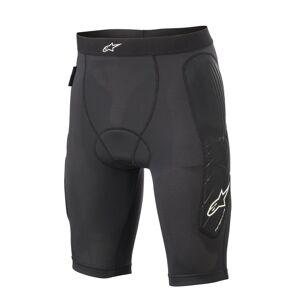 Alpinestars Paragon Lite Shorts protecteurs des jeunes Noir L XL