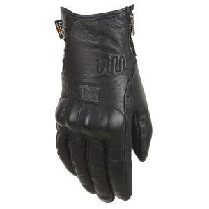 Furygan Elektra D30 Mesdames les gants de moto Noir L