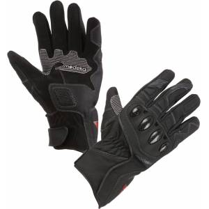 Modeka Challenge S Gants de moto Noir 3XL