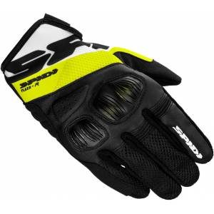 Spidi Flash-R Evo Gants Noir Jaune XL