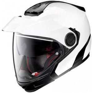 Nolan N40-5 GT Classic Helmet Casque Blanc M