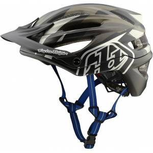 Troy Lee Designs A2 MIPS Jet Casque Bycicle Gris Vert S M