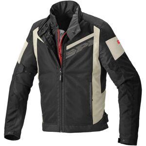 Spidi Breezy Net H2Out Veste textile moto Noir Beige L